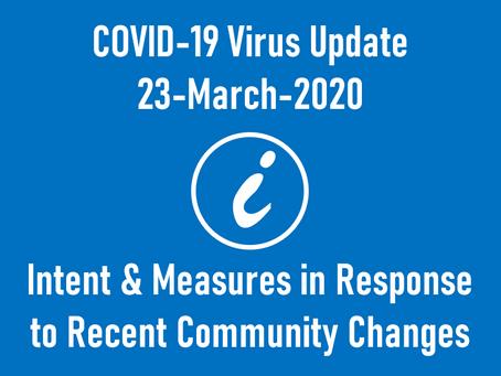 COVID-19 Virus : Keilor Basketball Programs