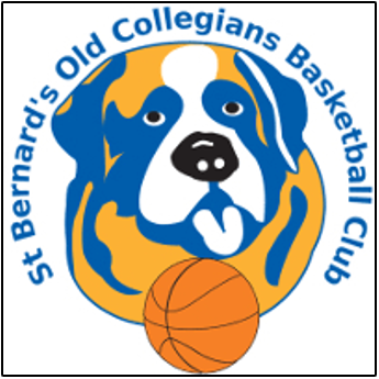 St Bernard's Basketball Club Logo