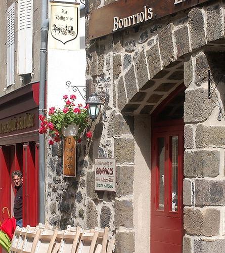 La Diligence, restaurant terroir à Salers, Cantal