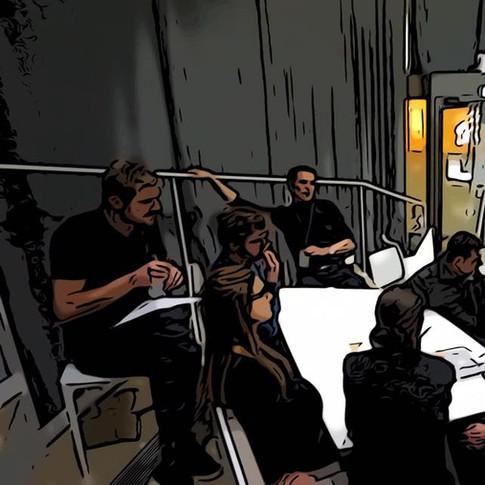 Formation par le théâtre, atelier d'écriture de dialogues
