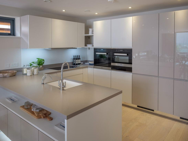 Kitchen - Beckford Mews