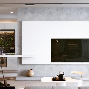 new vision lofts - open plan
