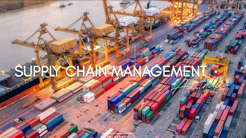 supply chain logic - AUSTRALIA