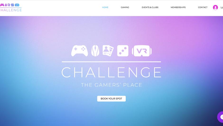 challenge games centre - UK