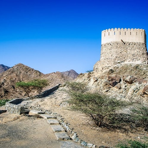 8 hrs | PRICE FOR TWO | Fujairah – The Emirate on the Indian Ocean