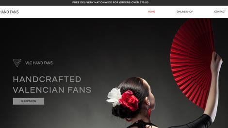 VLC hand fans - UK