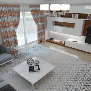new vision lofts - living