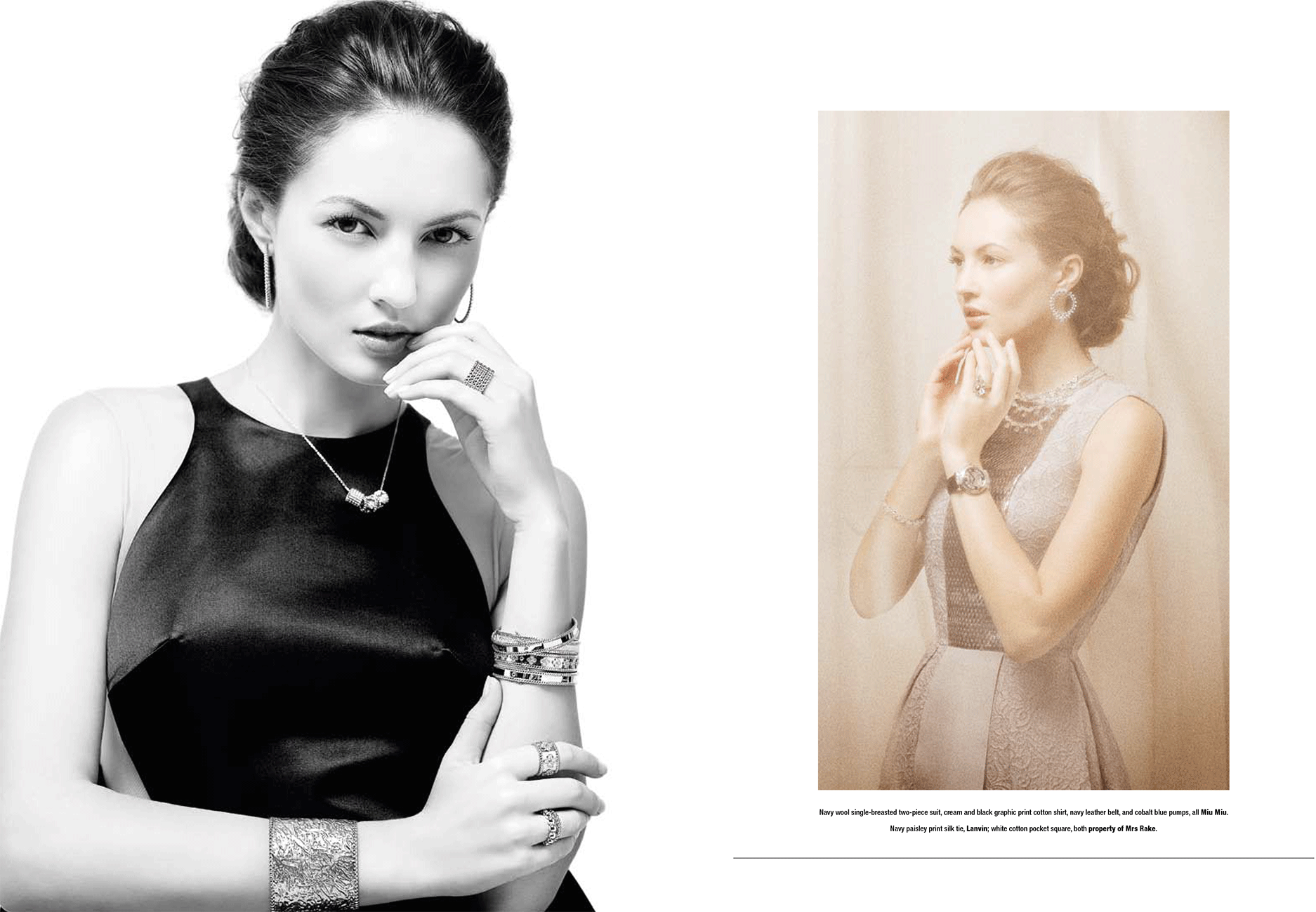 THE TIMES & JEWELLERY