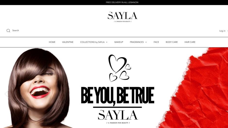 sayla beauty - LEBANON