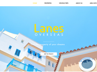 lanes overseas - UK