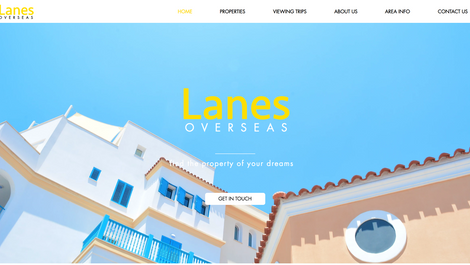 lanes overseas - UK
