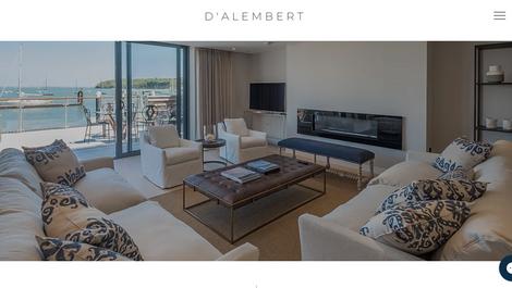 d'alembert - UK