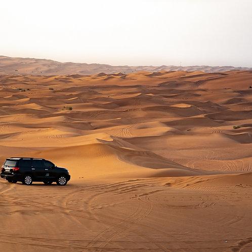 6 hrs | PRICE PER PERSON | Dune Dinner Safari