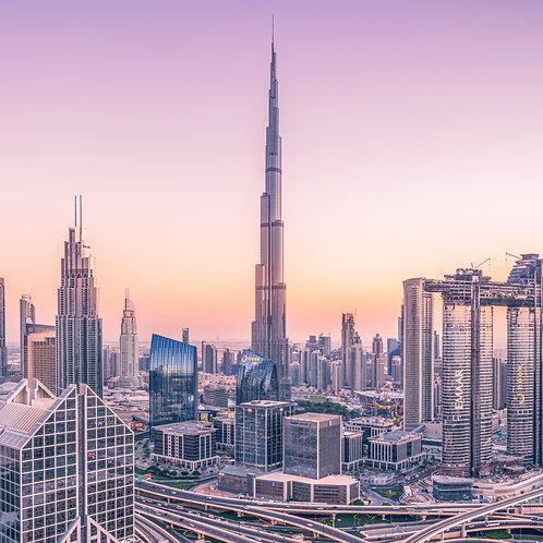 4.5 hrs | PRICE FOR TWO | Private Dubai City Tour + PRIORITY Burj Khalifa ticket