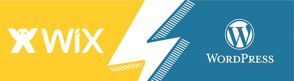 wix vs wordpress recensione realizzazione siti web