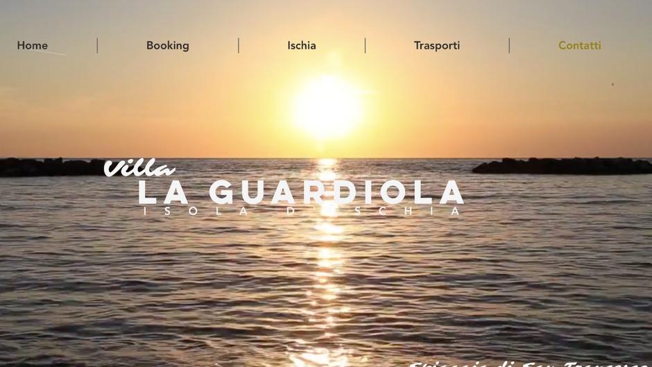 villa la guardiola ischia - ITALY
