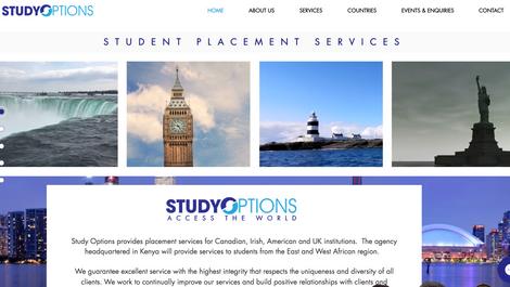study option - KENYA