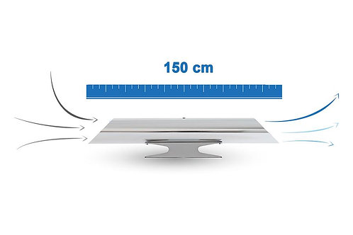 NOORCLEAN STERIL-PIPE 150cm
