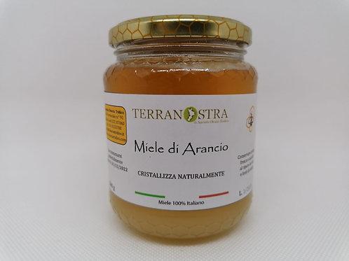 Miele ai fiori di arancio 500 g