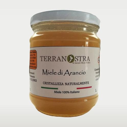 Miele ai fiori di arancio 250 g