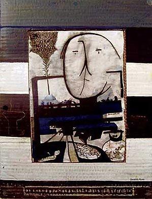 Serigrafia de Mário Cesariny, TítuloUcrânia, 2006.jpg