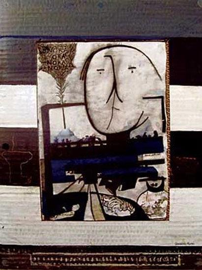 Serigrafia de Mário Cesariny