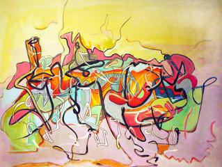 Fun Facts | Sabe quais são os principais artistas da arte abstrata?
