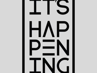 #Agenda | Visite o festival It's Happening: sugestão de fim-de-semana.