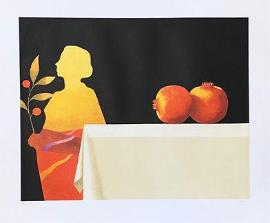 Serigrafia de alfredo Luz, mulher, https://static.wixstatic.com/media/a76fd
