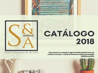 Novo Catálogo 2018
