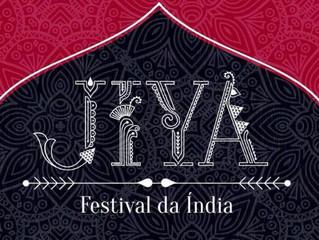 #Agenda | Visite o JIYA, Festival da índia: sugestão de fim-de-semana.