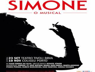 Agenda: Musical Simone de Oliveira: Vida e Carreira