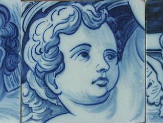 Agenda | Participe no curso de pintura em azulejo: sugestão de fim-de-semana.