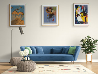 Decorate Your Home | 5 dicas para decorar com arte