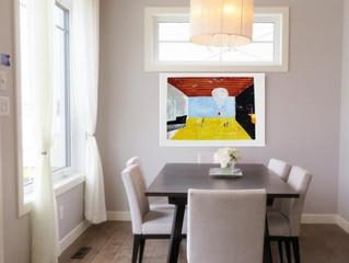 DECORATE YOUR HOME| As serigrafias dão o toque que a sua casa precisa!