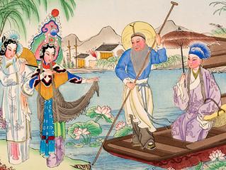 """Visite a exposição """"A Ópera Chinesa"""""""