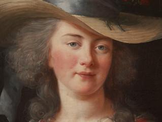 """Visite a exposição """"Élisabeth Louise Vigée Le Brun"""""""