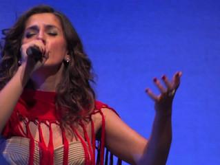 AGENDA| Assista ao concerto da extraordinária Ana Sofia Varela