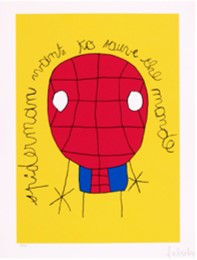 Título: Spiderman, de Fabesko