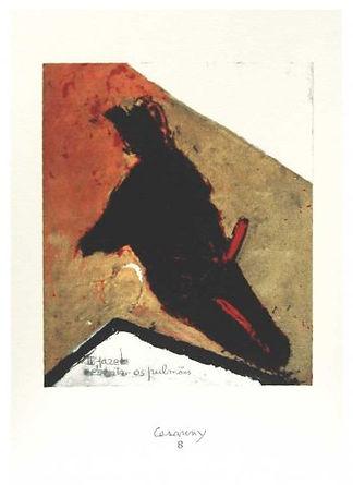 Serigrafia II Fase, 2006, de Mário Cesariny