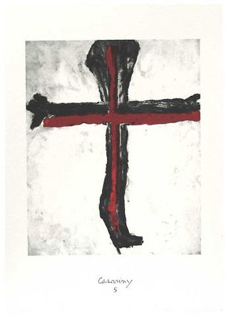 Cruz de Mário Cesariny, 2006