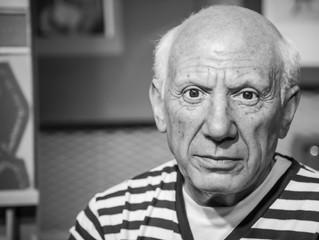 #FanFacts | Sabia que Pablo Picasso tinha 17 nomes próprios?