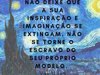 WEDNESDAY INSPIRATION| Van Gogh