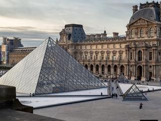 Fun Facts | Sabe quem foi o primeiro artista com uma exposição no Museu do Louvre?