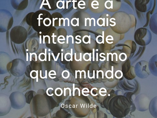 WEDNESDAY INSPIRATION | Oscar Wilde