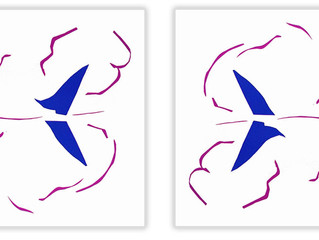 "#FanFacts | Sabia que o quadro ""Le Bateau"", de Henri Matisse, esteve exposto na posição in"