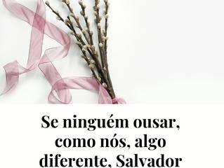 ALL YOU NEED IS LOVE | Se ninguém ousar, como nós, algo diferente, Salvador Dalí e Pablo Picasso, nã