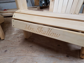 Personalize Your Chair