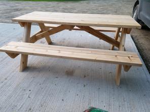 Full Sized Cedar Table