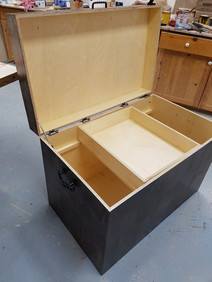 Simple Tack Trunk